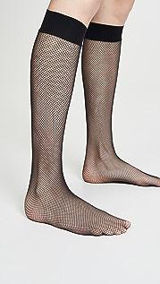 Wolford Twenties 渔网及膝款