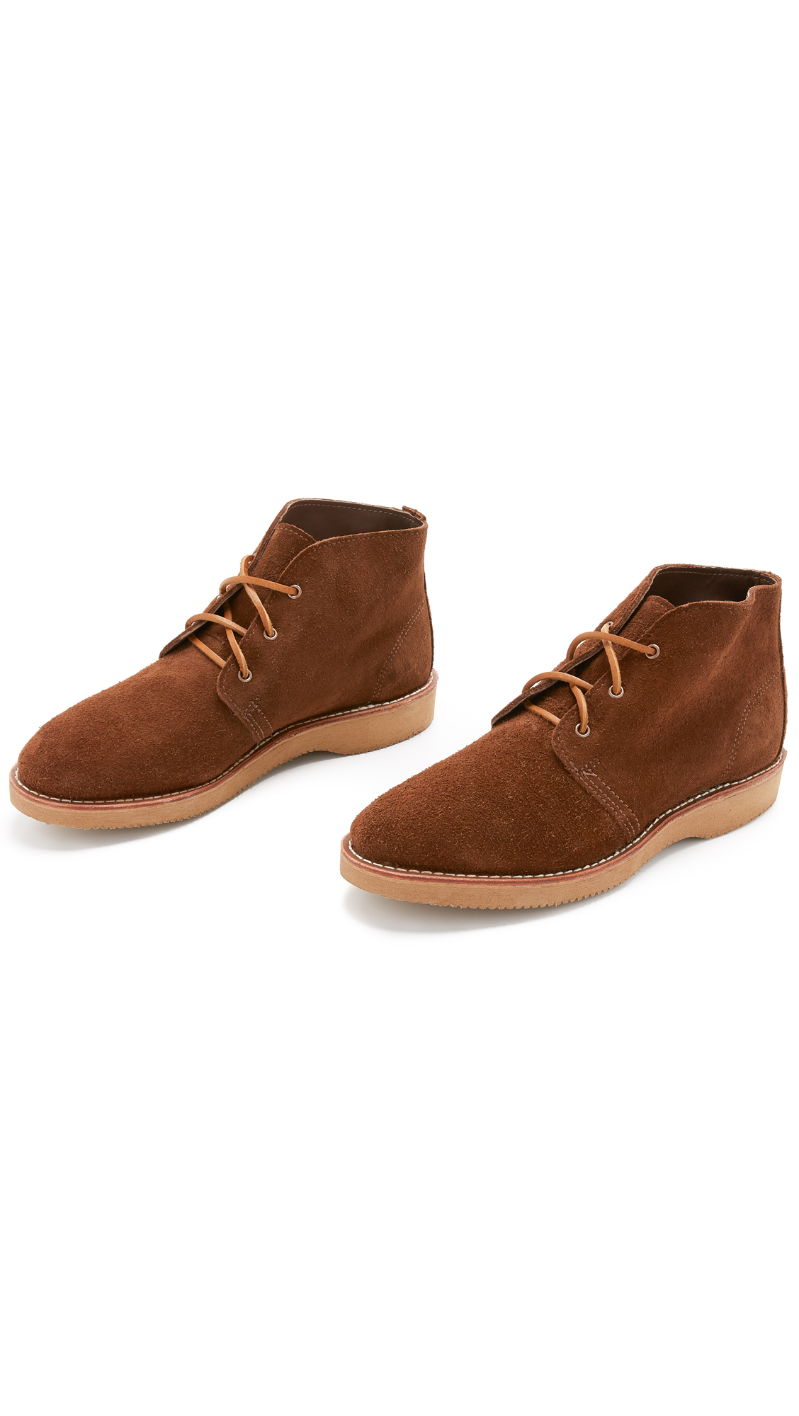 fe5ae36c5ef Wolverine 1000 Mile Palmer Suede Chukka Boots