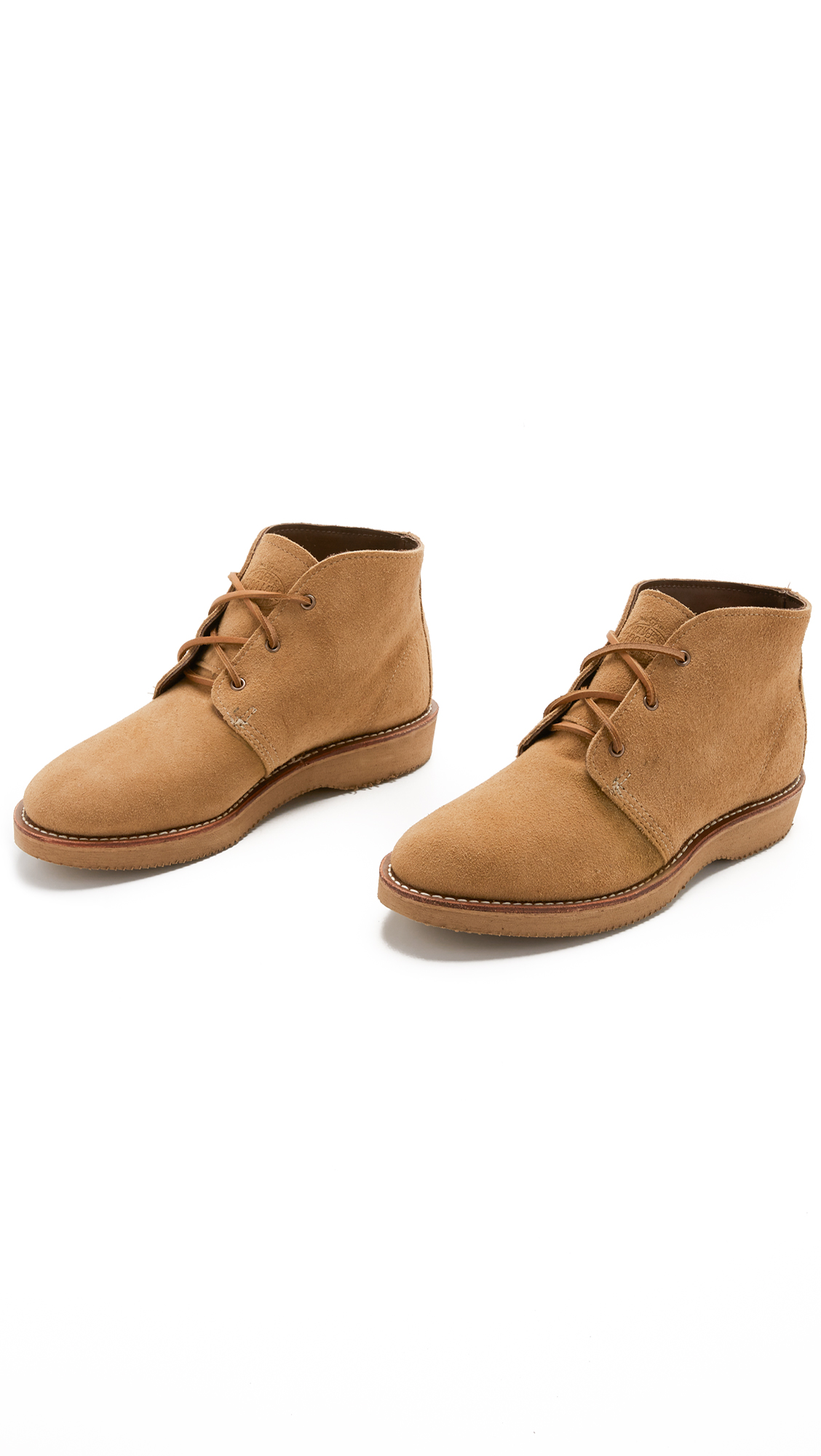 fb57d3d87ca Wolverine 1000 Mile Palmer Suede Chukka Boots | EAST DANE