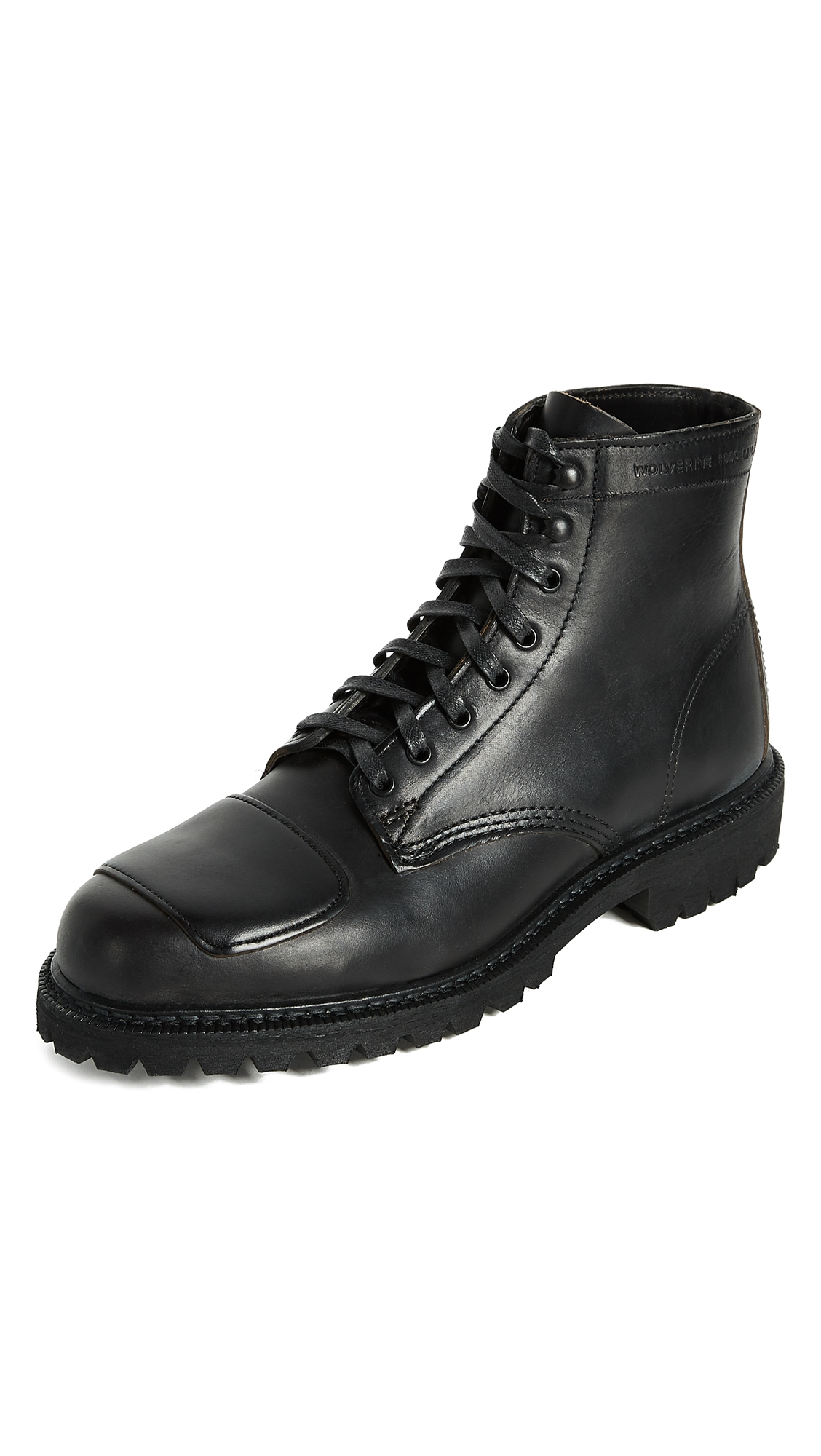 WOLVERINE 1000 MILE DYLAN MOTO BOOTS
