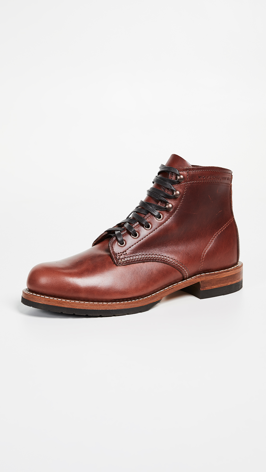 bee9626240a Wolverine 1000 Mile Evans Boots | EAST DANE