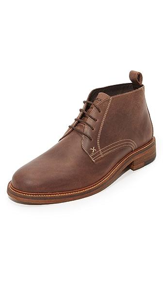 Wolverine 1883 Hensel Plain Toe Chukka Boots