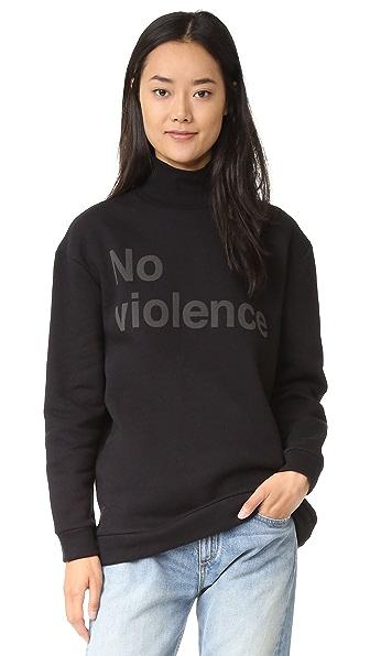 Won Hundred Lulu Rubber Sweater - Black