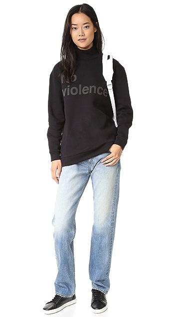 Won Hundred Lulu Rubber Sweater