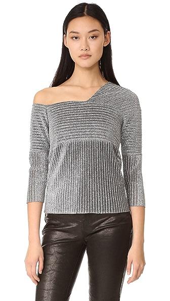 Won Hundred Verona On Shoulder Sweater