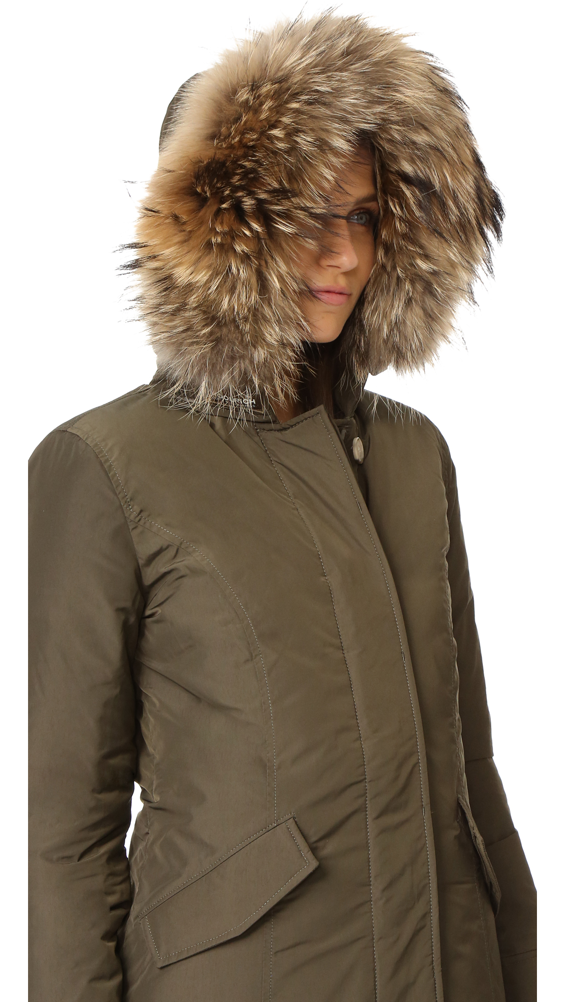 Woolrich Arctic Parka Luxury