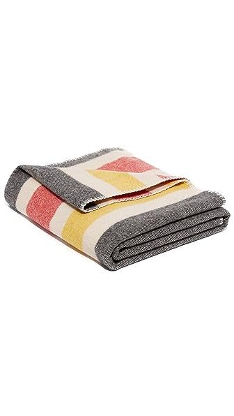 Woolrich Stripe Blanket