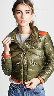 Woolrich Clarion Short Jacket