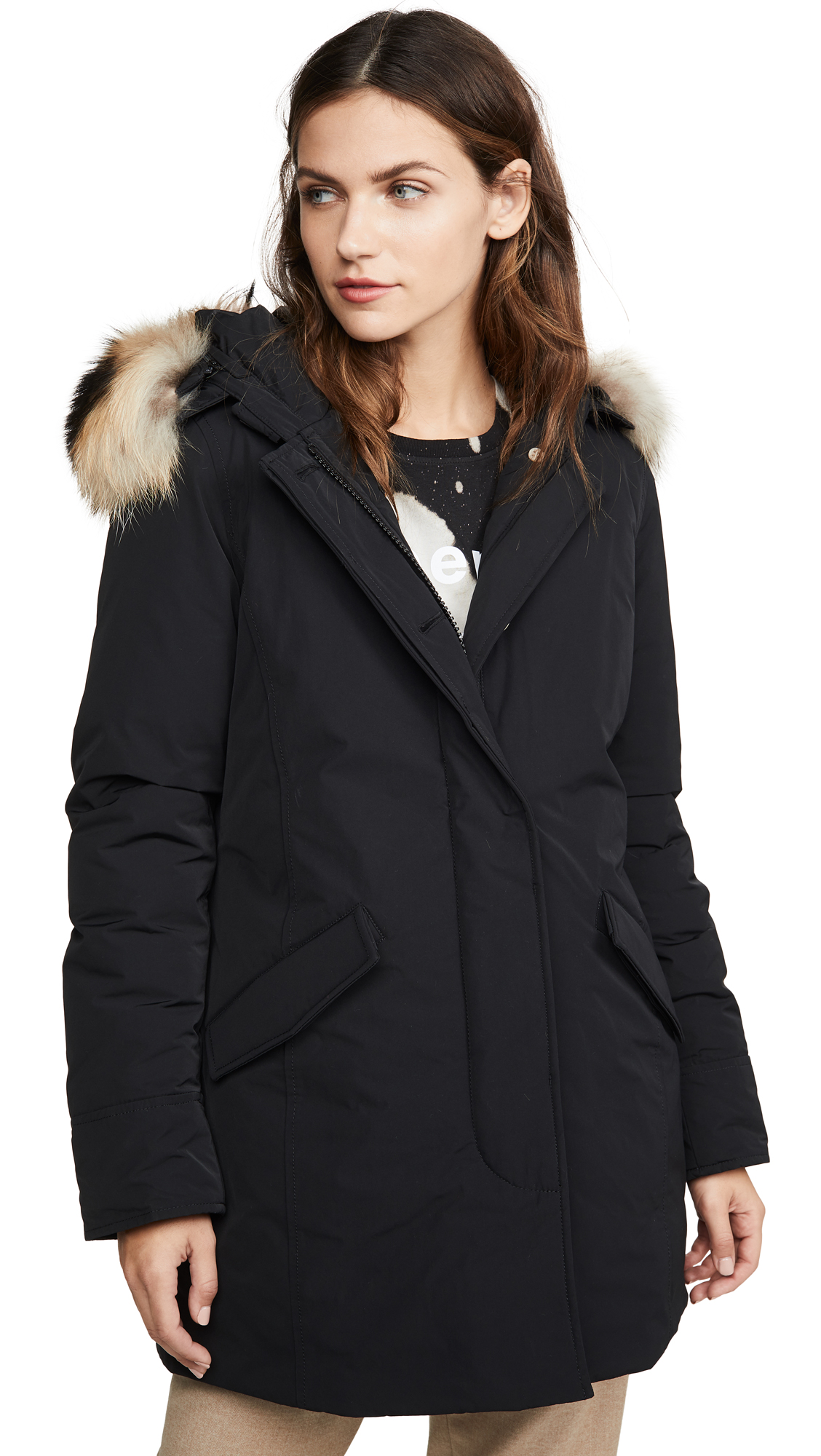 Buy Woolrich online - photo of Woolrich W's Luxury Arctic Parka