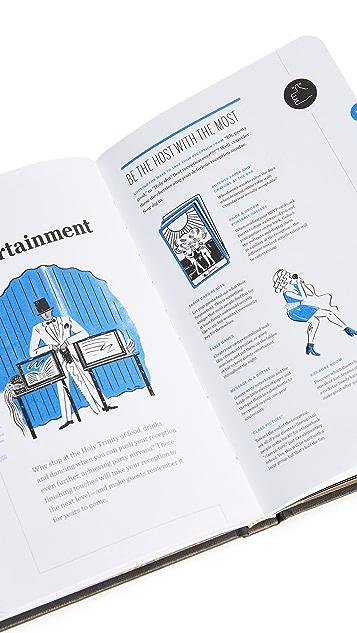 W&P Design The Groom's Guide Book