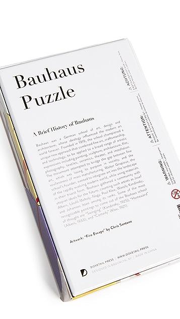 W&P Design Bauhaus Puzzle