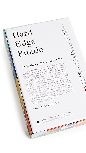 W&P Design Hard Edge Puzzle