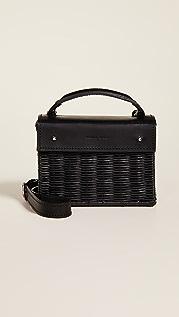 Wicker Wings Миниатюрная сумка Kuài