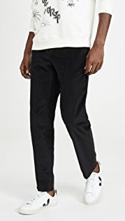 Wood Wood Temple Corduroy Trousers
