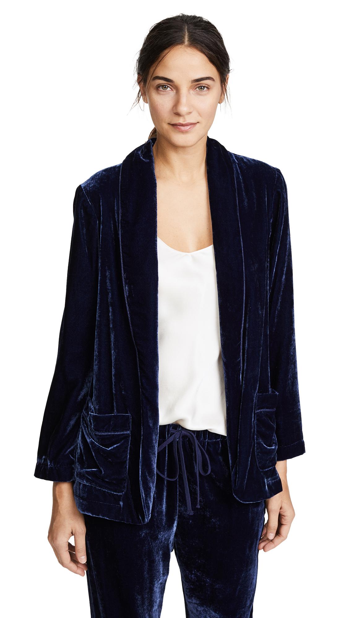 XIRENA Jax Velvet Jacket
