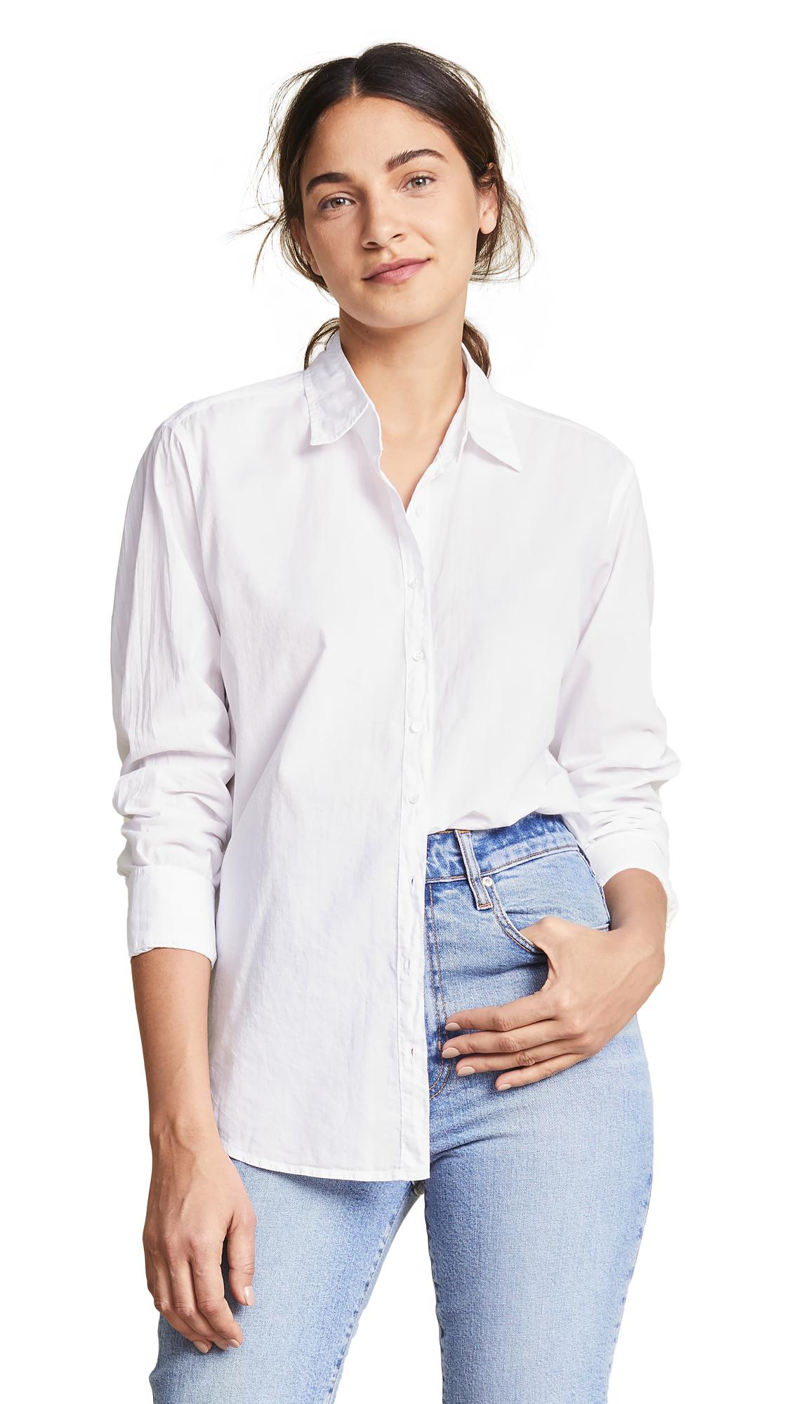 Buy XIRENA online - photo of XIRENA Beau Button Down Shirt