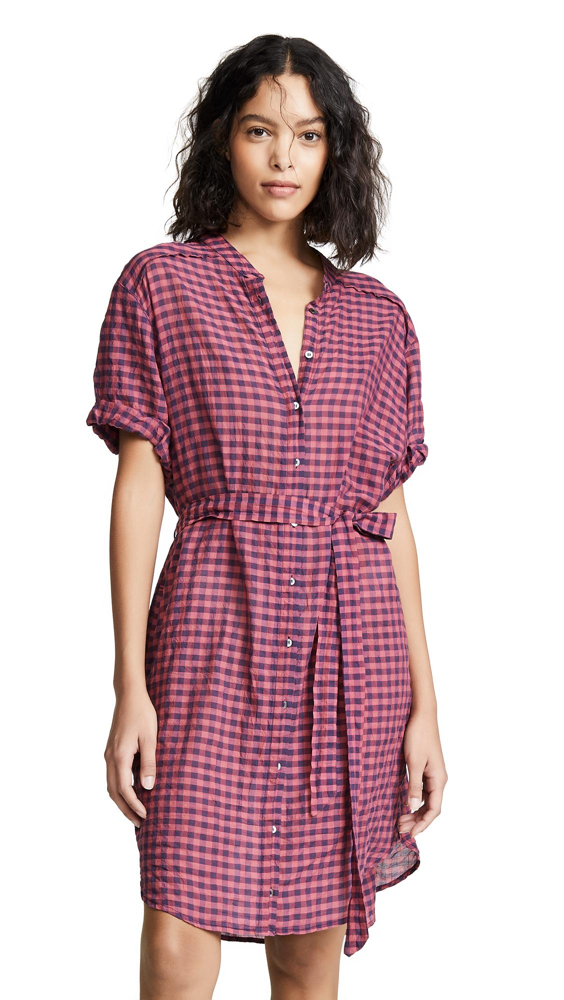 XIRENA Campbell Dress - Coral