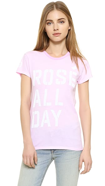 Jacks and Jokers Rose All Day Tee