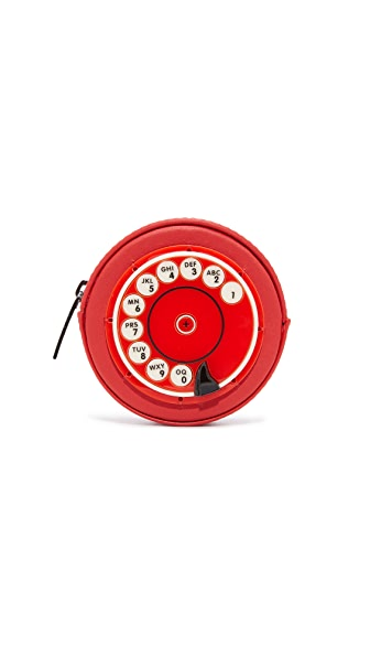 Yazbukey Phone Dial Coin Case