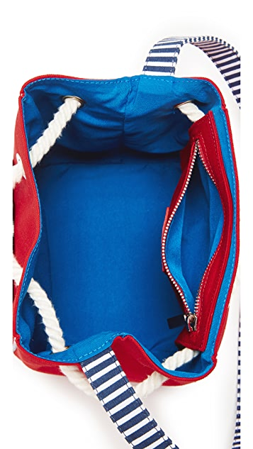 Yazbukey Lady of Leisure Bucket Bag