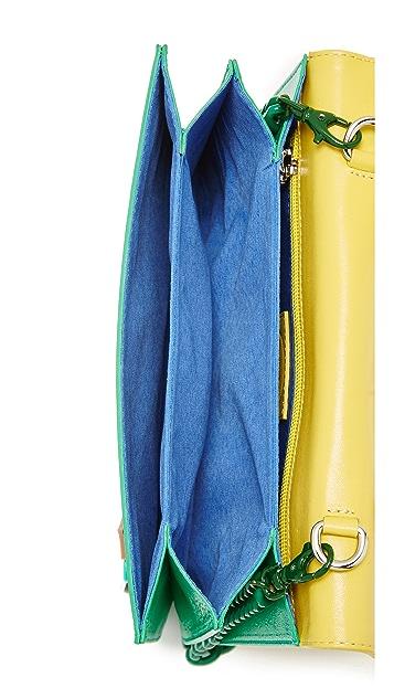 Yazbukey Under My Umbrella Chain Bag