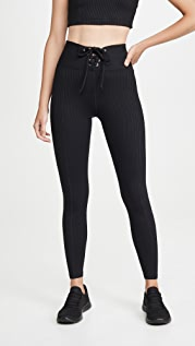 Year of Ours Ribbed Football Leggings