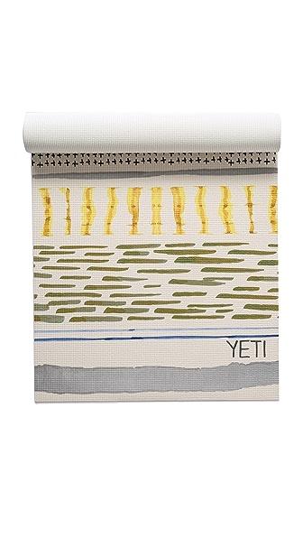 Yeti Yoga The Reed Yoga Mat