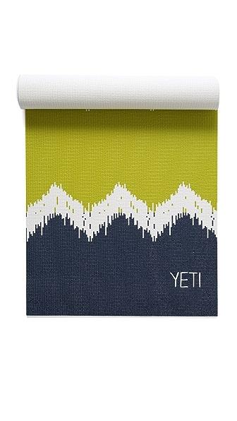 Yeti Yoga The Morrissey Yoga Mat