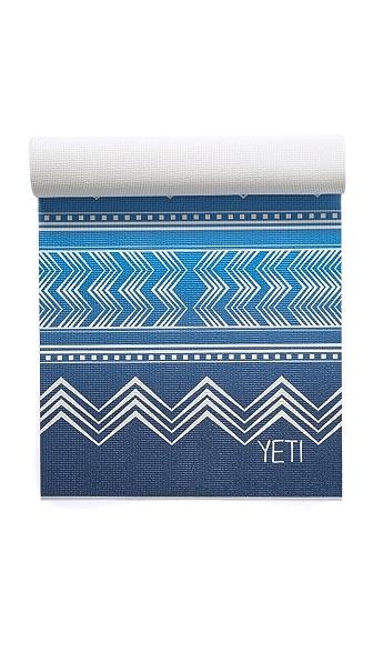 Yeti Yoga The Diamond Yoga Mat