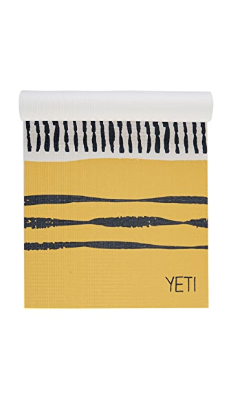 Yeti Yoga The Leo Yoga Mat