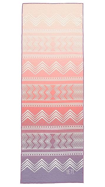 Yeti Yoga The Cassady Towel Mat