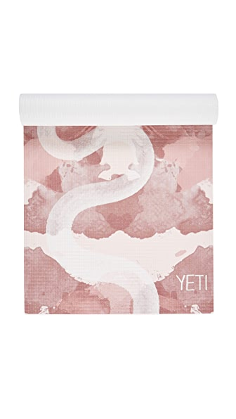Yeti Yoga The Adler Yoga Mat
