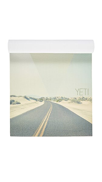 Yeti Yoga The Sycamore Yoga Mat
