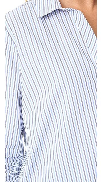 Young Fabulous & Broke YFB Clothing Niels Stripe Top
