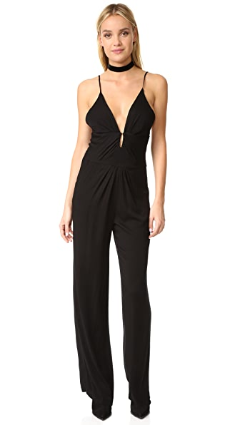 Young Fabulous & Broke YFB Clothing Jewel Jumpsuit