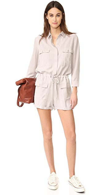 Young Fabulous & Broke YFB Clothing Leone Romper