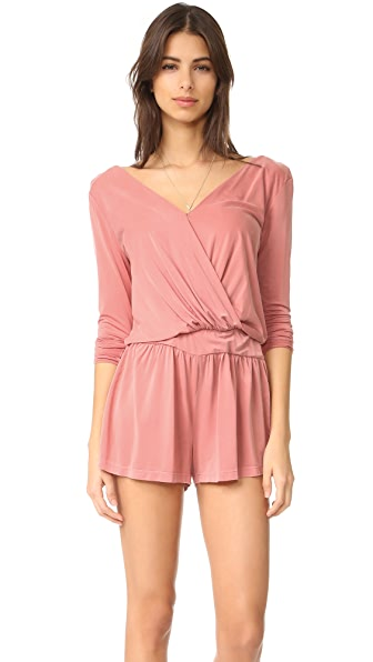Young Fabulous & Broke YFB Clothing Blair Romper at Shopbop