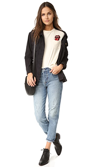 Young Fabulous & Broke YFB Clothing Marcel Jacket