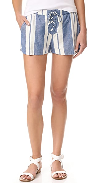 YFB Clothing Moby Shorts
