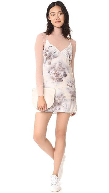 Young Fabulous & Broke Lexington Velvet Dress