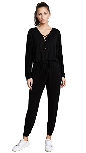 Young Fabulous & Broke YFB Clothing Lenny Jumpsuit