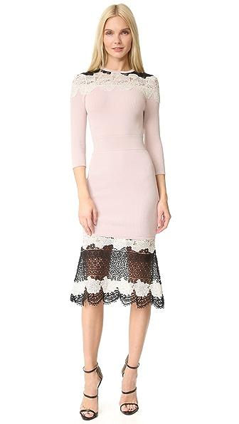 Yigal Azrouel Lace Dress