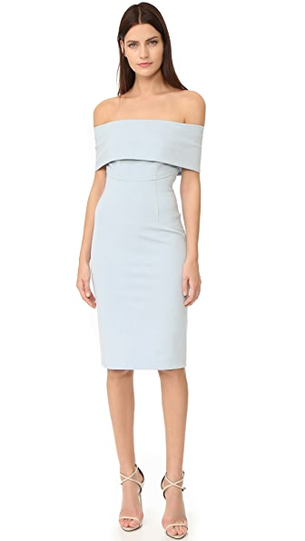 Yigal Azrouel Off the Shoulder Dress