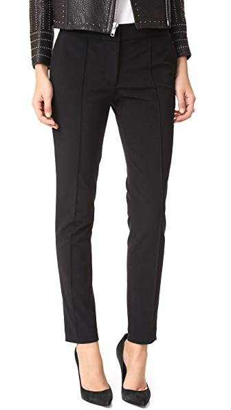 Yigal Azrouel Stretch Pants In Black