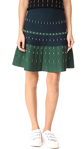 Yigal Azrouel A Line Skirt