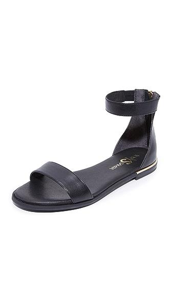 Yosi Samra Cambelle II Sandals - Black