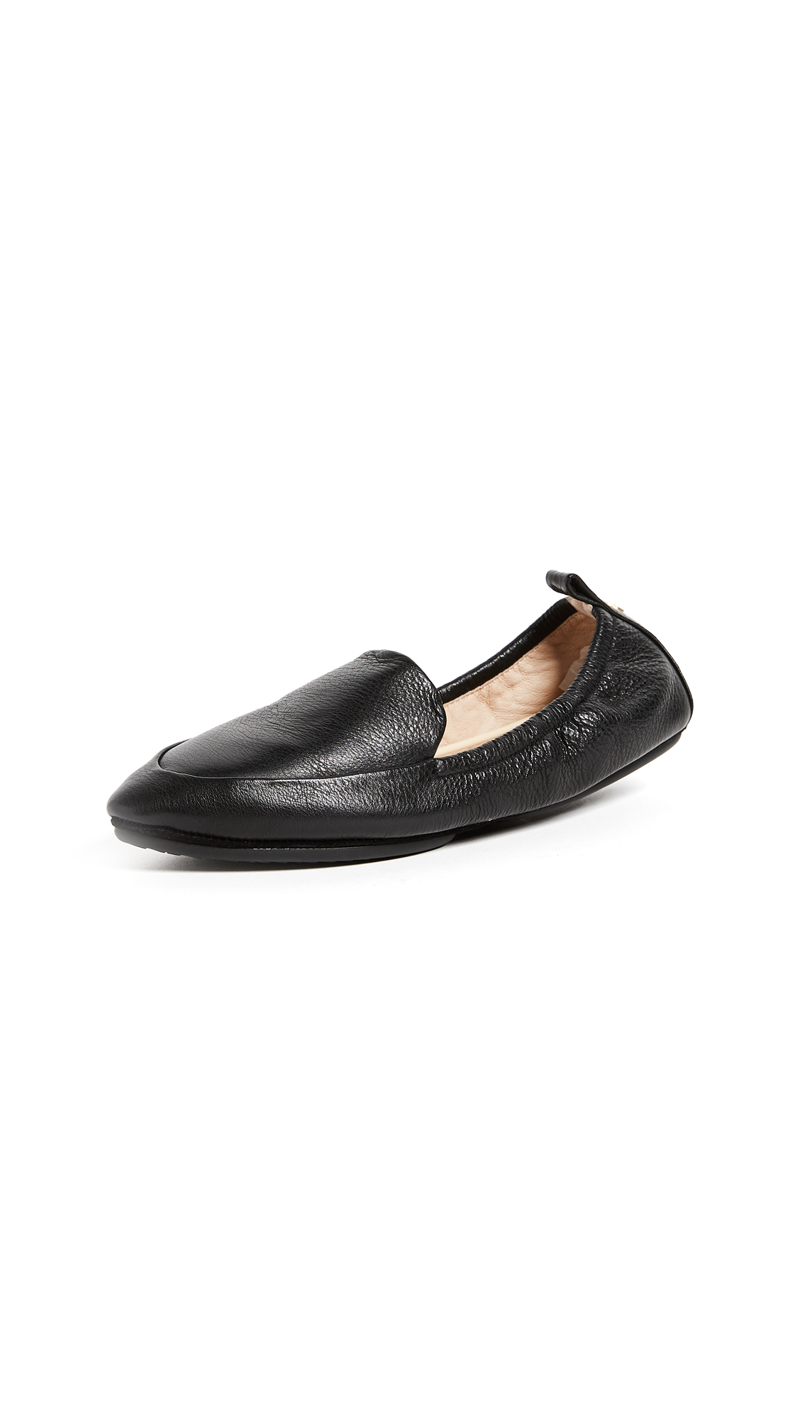 Yosi Samra Skyler Convertible Loafers - Black