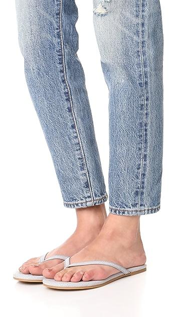 Yosi Samra Rivington Flip Flops