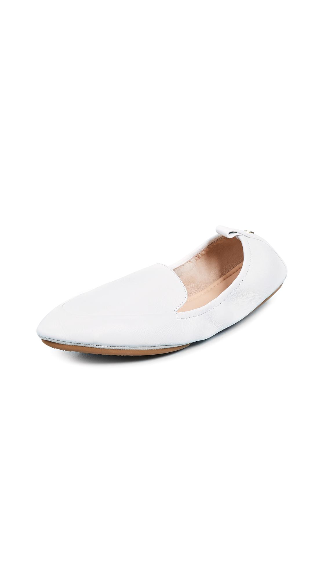 Yosi Samra Skyler Loafers - White