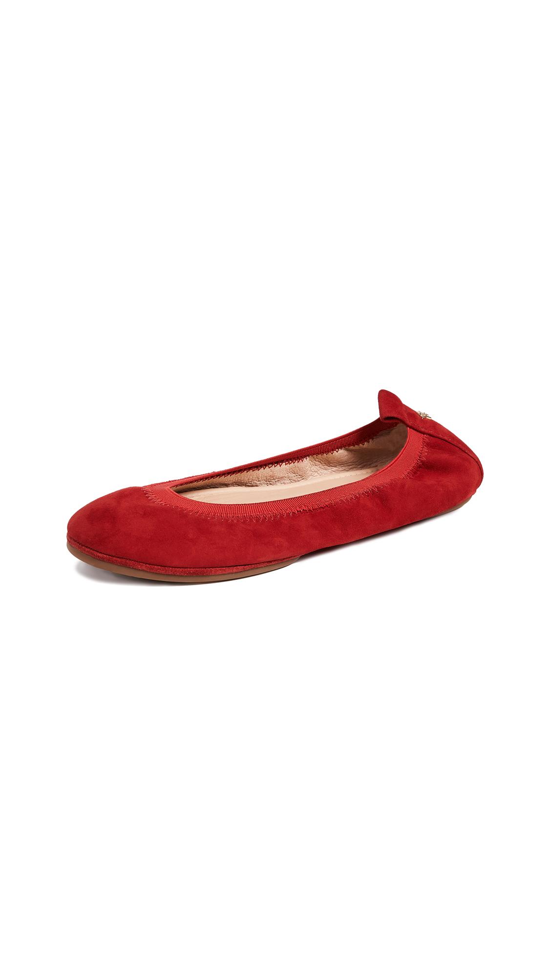Yosi Samra Samara Ballet Flats - Red